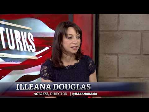 Cenk Interviews Actress Illeana Douglas