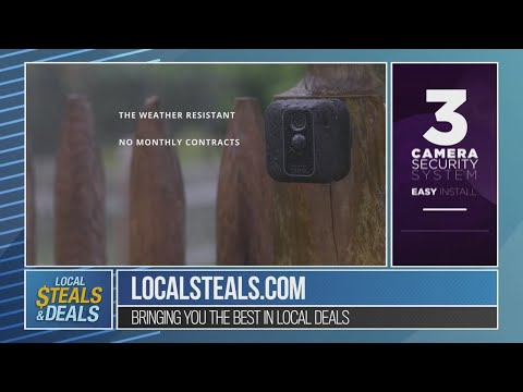 Local Steals and Deals: The Blink Camera