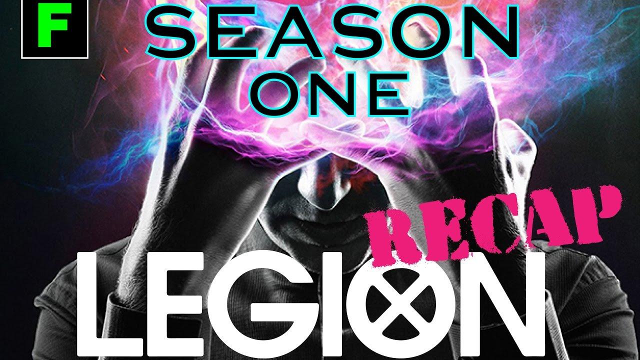 Download Fictionstein - LEGION on FX - Season 1 Recap
