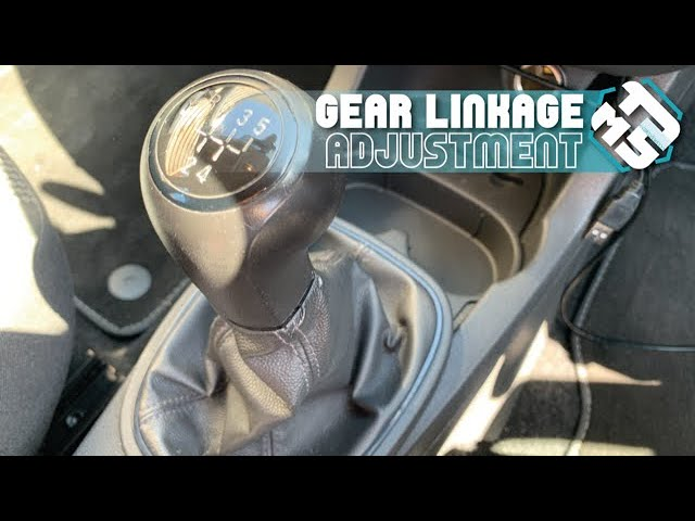 Corsa D Gear Linkage Adjustment Youtube