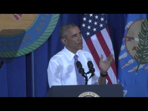 President Obama's Remarks on ConnectHome at Choctaw Nation.