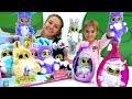 Принцесса Мелина и пушастики Новые игрушки для девочек mp3