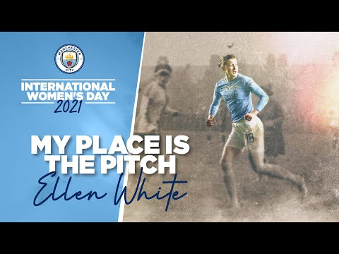 """MY PLACE IS THE PITCH"" 