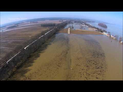 Ohio River Flooding 3-10-2015