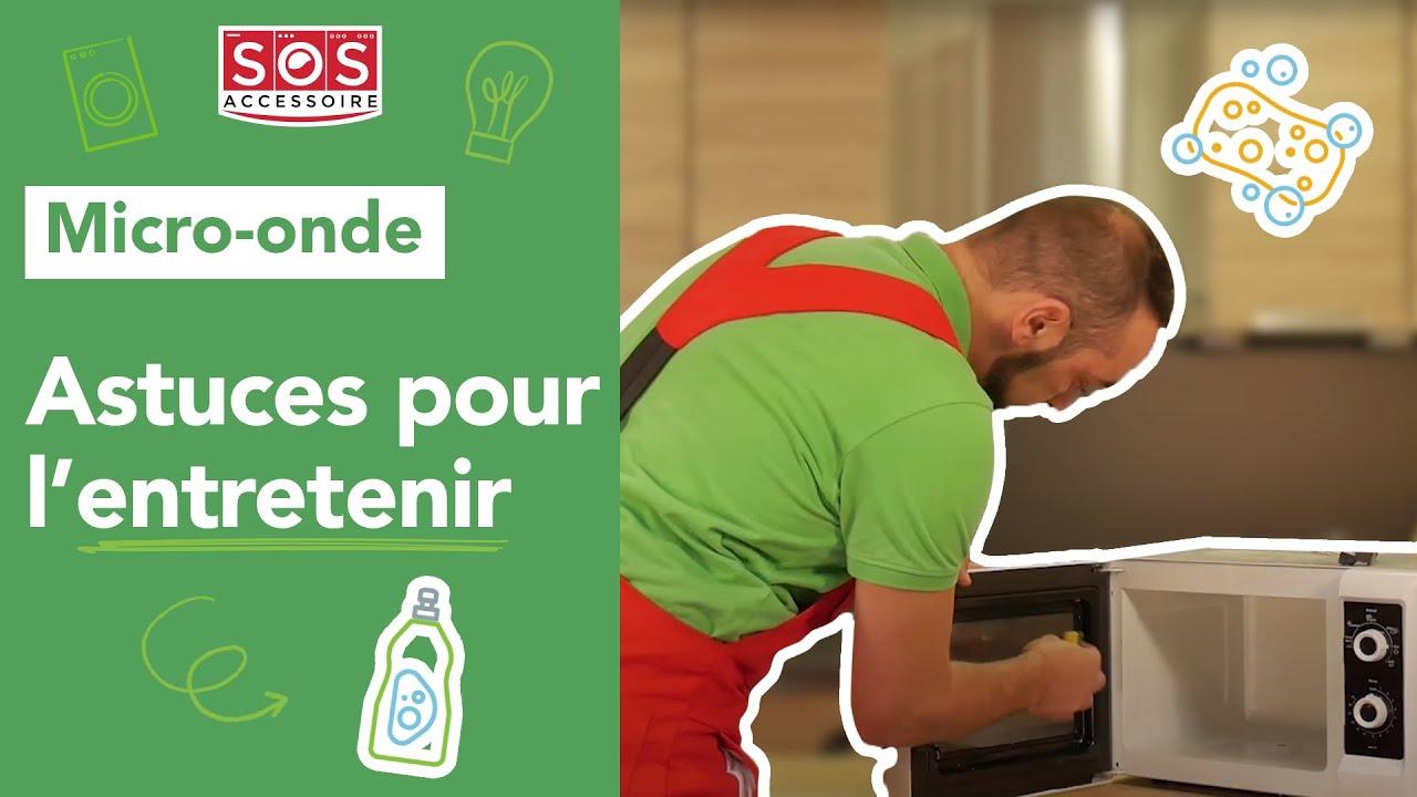 Comment Désodoriser Un Four Micro Ondes comment bien nettoyer mon micro-ondes ?