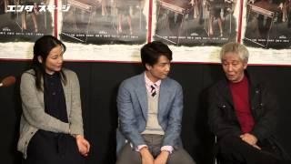 「エンタステージ」http://enterstage.jp/ 2015年3月21日(土)にZeppブ...