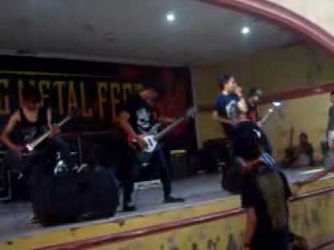 GOOD MORE TOMORROW - Spirit Burn Of Blood (Live Jampang MetalFest #2) Travel Video