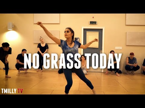 AJR - No Grass Today - Choreography by Erica Klein | #TMillyTV