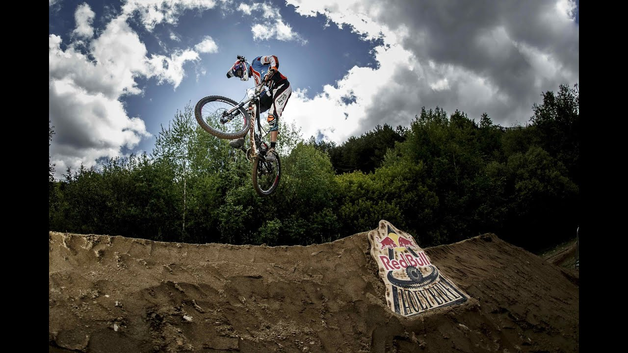 Downhill Enduro Bike Race In Spain Red Bull Holy Bike