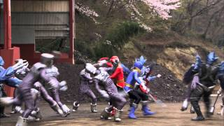 "Power Rangers Super Megaforce ""Samurai Surprise"" - Teach Them a Lesson!"