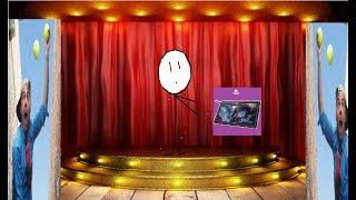 Alex Clark Tablet Giveaway (Game Show) (Talk Man)