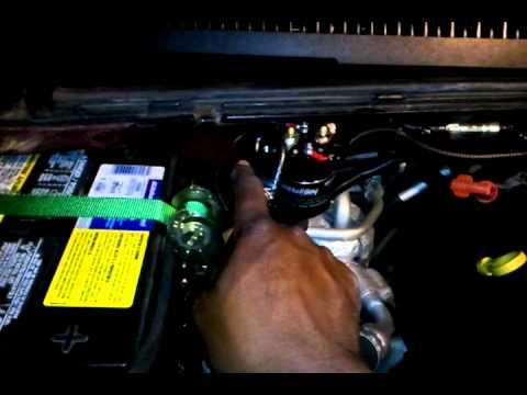 GMC Yukon Denali XL 2nd Battery Install - YouTube