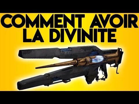 [DESTINY 2] OBTENIR LA DIVINITÉ - QUÊTE COMPLÈTE