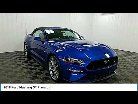 2018 Ford Mustang Hudson WI 8C640