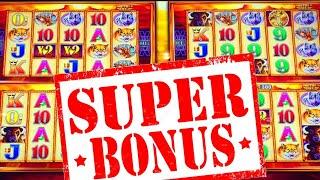 💥💥💥 BUFFALO GOLD SUPER FREE GAMES! 💥💥💥Slotting Around At Prairie's Edge!