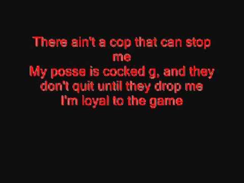 When i'm gone- Tupac ft. Eminem - Lyrics