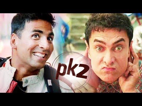 Akshay Kumar To Star In Aamir Khan's PK Remake - PK 2?