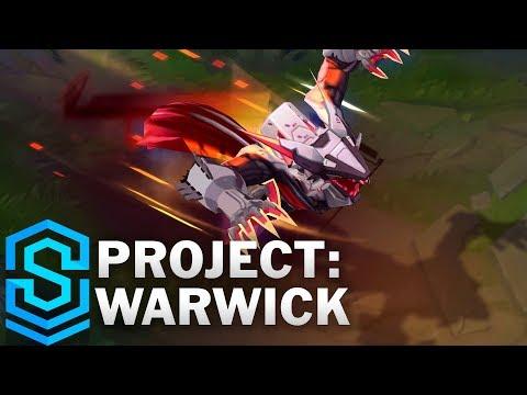 PROJECT: Warwick Skin Spotlight - League of Legends
