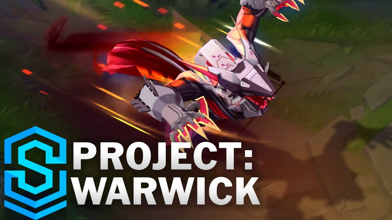 Project Warwick Skin Spotlight League Of Legends Youtube