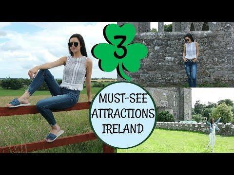 3 FREE Tourist Attractions | Under 1 hour from Dublin | Ireland | Irish Vlog
