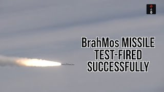 brahmos missile test fired from sukhoi fighter jet