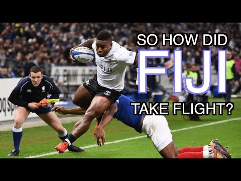 So How Did Fiji Take Flight? | Squidge Rugby