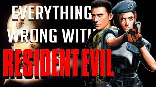 GamingSins:  Everything Wrong with Resident Evil (1996 Original)(Welcome to GamingSins, where we nitpick the hell out of video games. Ah, Resident Evil. A true classic and a personal favorite for all of us. It's celebrating its ..., 2016-04-24T23:47:14.000Z)