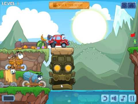 wheely 2 level 4 walkthrough