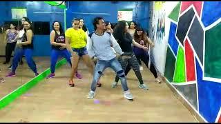 Kamariya - Dance Choreography / Jackky Bhagnani/Kritika Kamra/ Shailesh Badatya Choreo