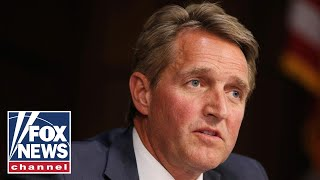 Watch Live: Senator Jeff Flake delivers his farewell address