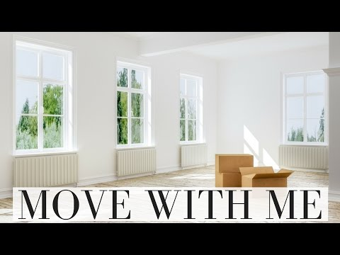 MOVE WITH ME | VLOG | Emma Mumford
