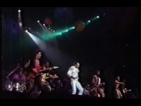 Earth, Wind & Fire Live in Japan 1988