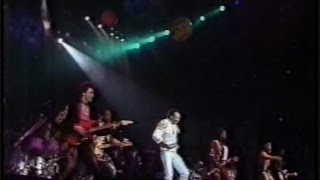 Earth, Wind & Fire Live in Japan, 1988 -- At Budokan, Tokyo, June 2...