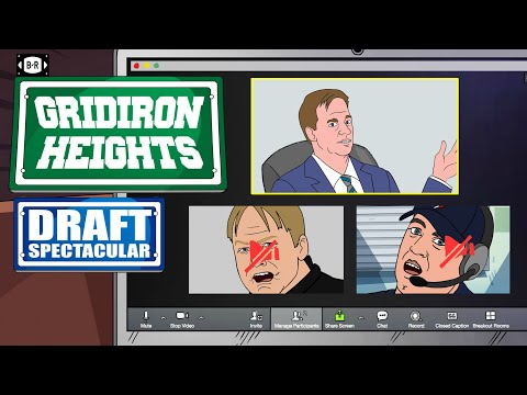 A Hacker Turns the NFL Draft into Complete Chaos  | Gridiron Heights Draft Special
