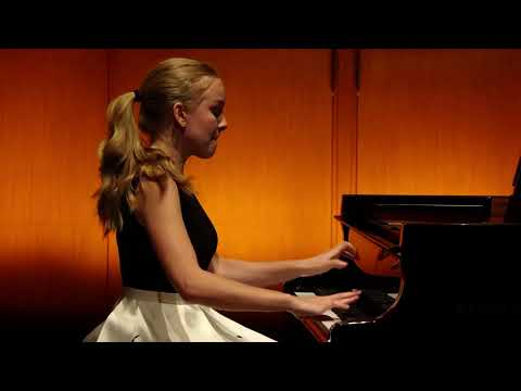 12/13/2019 Sofya Menshikova: concert of students of the Mira Marchenko' class (I-st part)