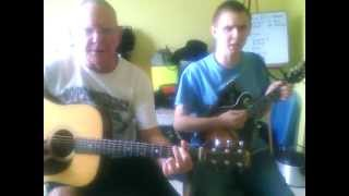 Larry & Tony Patrick-White Oak On The Hill (Ralph Stanley)