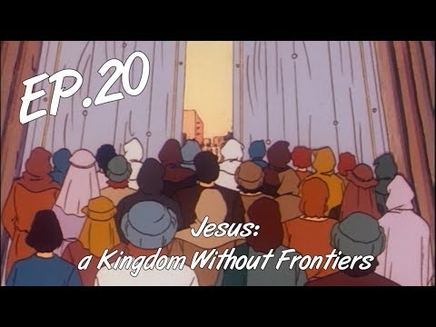 THE LAST SUPPER - Jesus: a Kingdom Without Frontiers, ep. 20 - EN