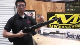 Airsoft GI Uncut - G&G Full Metal SOC 16 AEG Airsoft Gun