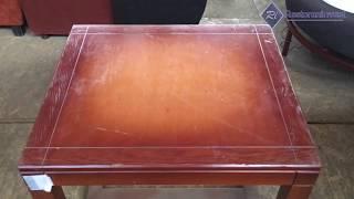 Столы б/у деревянный коричневый