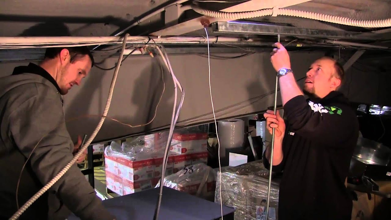 How To Install A Furnace In An Attic