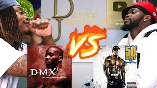 50 CENT .vs. DMX | SONG BATTLE!! EPISODE #2