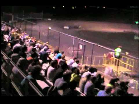 Texas Thunder Speedway July 16, 2011 IMCA Stock Car A-Main