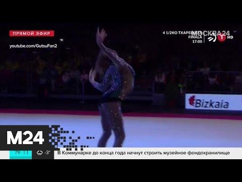 Звезда художественной гимнастики попала в отделение кризисных состояний - Москва 24