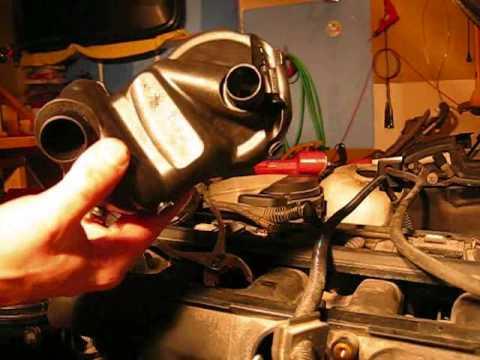 Bmw E46 3 Series Ccv Oil Separator Crank Case