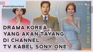 Video Nakita Essentials - Drama Korea yang akan tayang di channel TV kabel Sony One download MP3, 3GP, MP4, WEBM, AVI, FLV September 2019