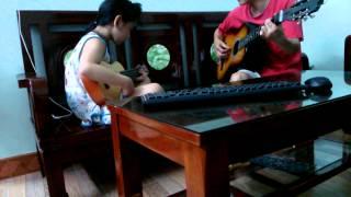Lâu Đài Tình Ái (Guitar - Ukulele)