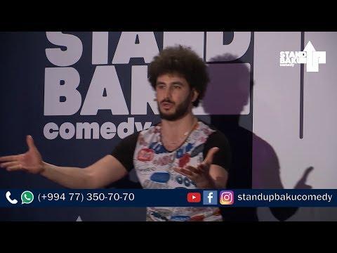 Ülvi Həsənli (Stand UP Baku 31-ci şou)