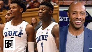 Duke film study: How Cam Reddish complements Zion Williamson and RJ Barrett | Get Up!