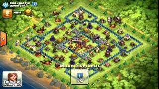 COME VINCERE 100 DIFESE IN LEGA TITANO 1 | Clash of Clans ITA