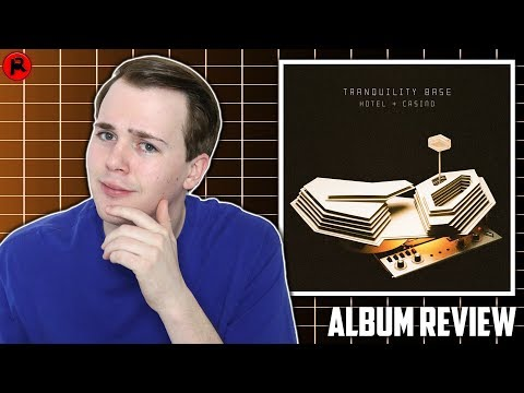 Arctic Monkeys - Tranquility Base Hotel& Casino | Album Review